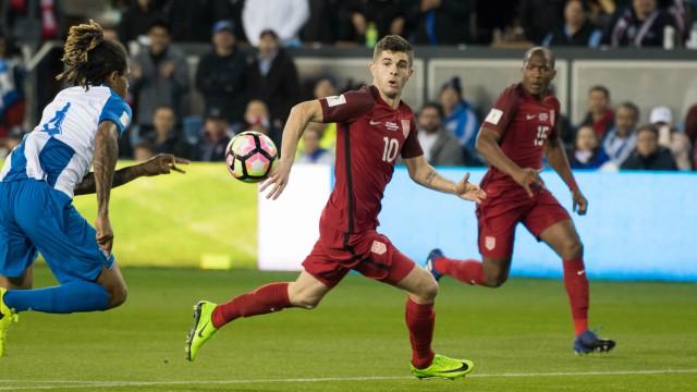 USA Soccer's Christian Pulisic