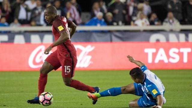 USA soccer's Darlington Nagbe