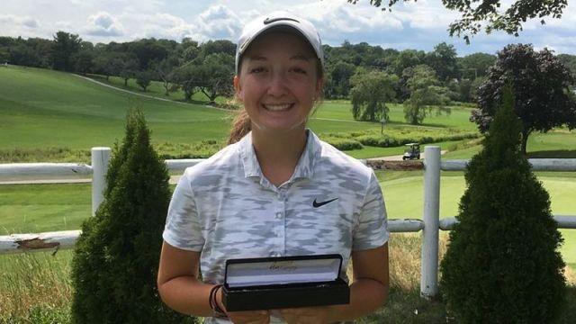 Emily Nash golf