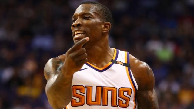 Suns guard Eric Bledsoe