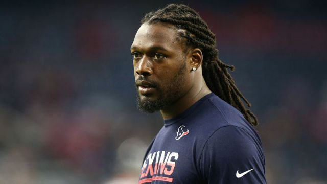 Houston Texans defensive end Jadeveon Clowney