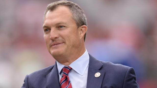 49ers general manager John Lynch