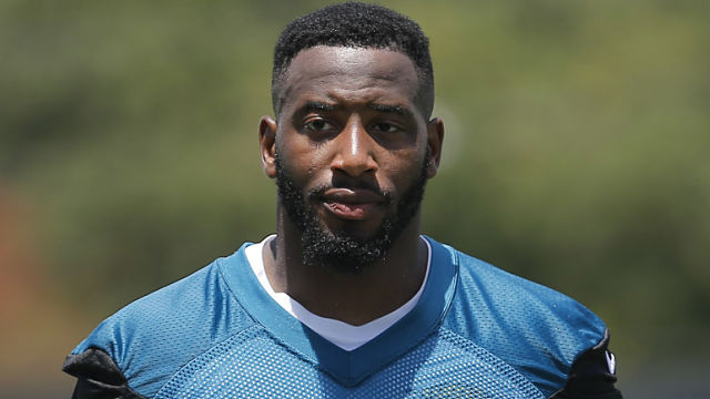 Free agent NFL running back Jonas Gray