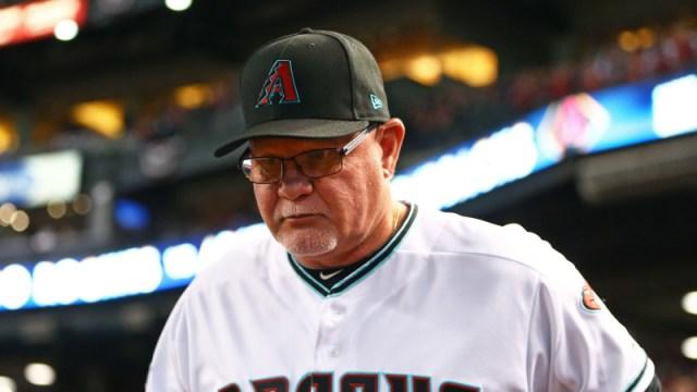 Arizona Diamondbacks bench coach Ron Gardenhire
