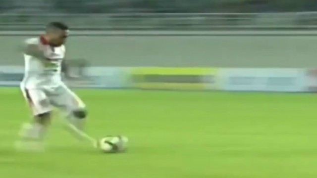 Borneo FC's Terens Puhiri