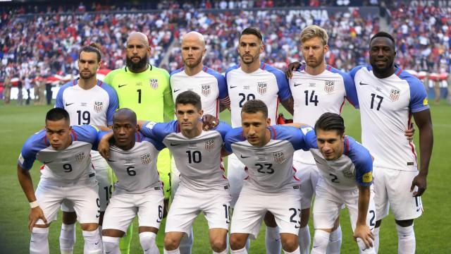 U.S. men's soccer team