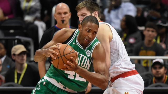 Celtics forward Al Horford