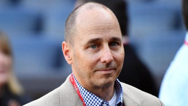 Yankees GM Brian Cashman