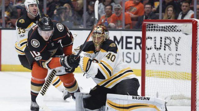 Bruins vs. Ducks
