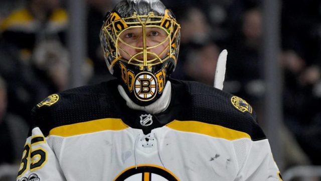 Bruins vs Kings