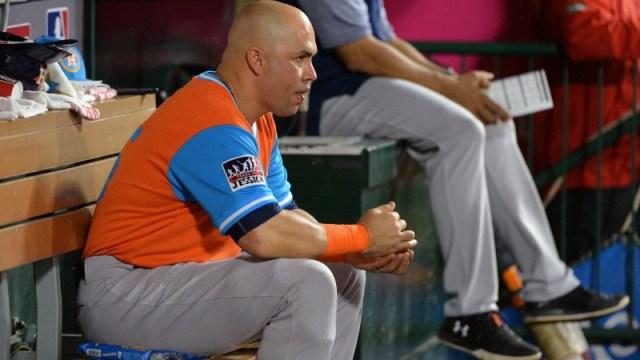 Houston Astros outfielder Carlos Beltran