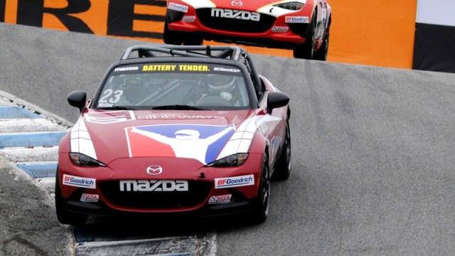iRacing, Mazda Raceway Laguna Seca