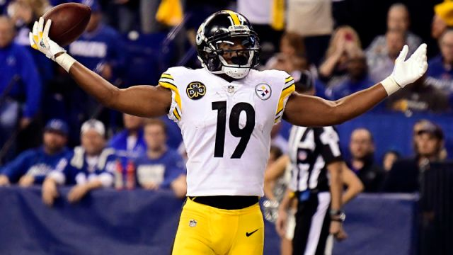 Pittsburgh Steelers wide receiver JuJu Smith-Schuster