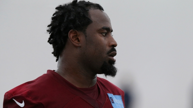 Redskins linebacker Junior Galette