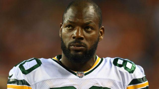 Green Bay Packers tight end Martellus Bennett
