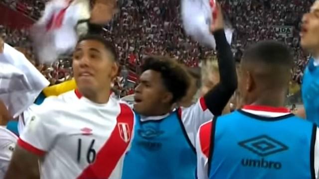 Peru soccer team