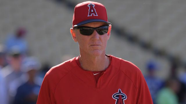 Boston Red Sox bench coach Ron Roenicke