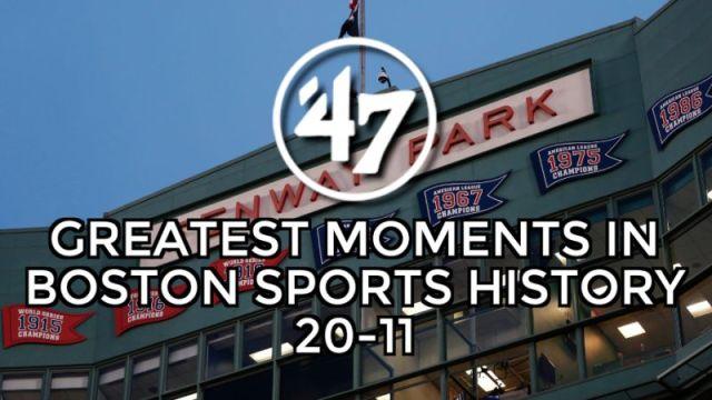 47 Top Moments 20-11