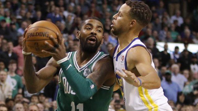 Celtics vs Warriors