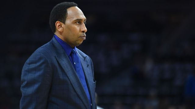 ESPN host Stephen A. Smith