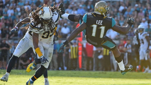Chargers safety Tre Boston