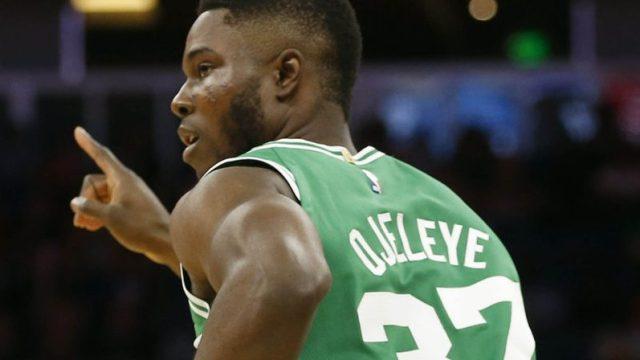 Celtics vs Lakers