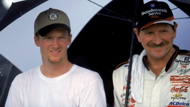 Dale Earnhardt Jr., Dale Earhardt Sr.