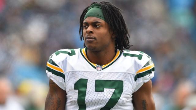 Packers wide receiver Davante Adams