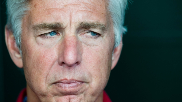 Boston Red Sox president of baseball operations Dave Dombrowski