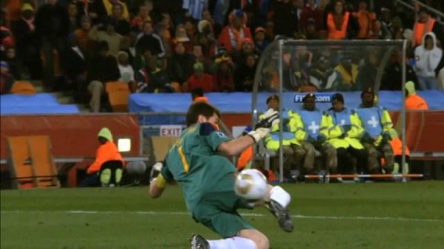 Former Spain goalkeeper Iker Casillas