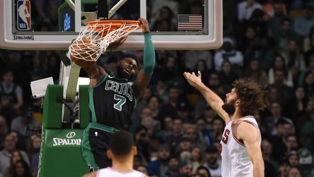Celtics' Jaylen Brown