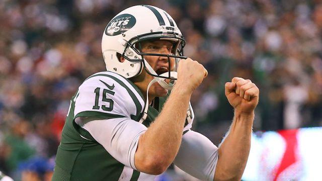 New York Jets quarterback Josh McCown