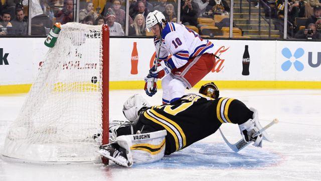 New York Rangers winger JT Miller