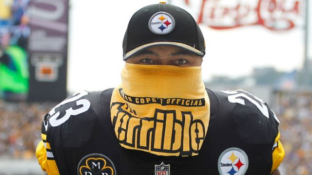 Pittsburgh Steelers safety Mike Mitchell