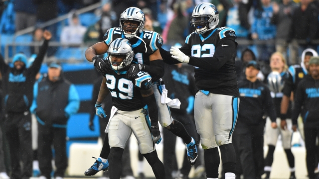 Panthers defense