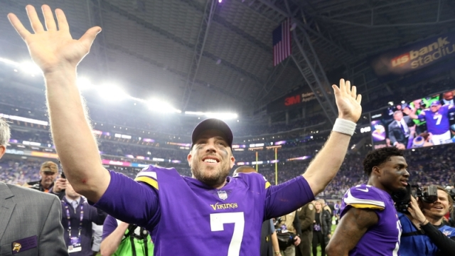 Vikings QB Case Keenum