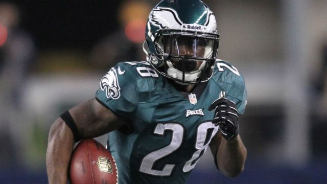 Philadelphia Eagles running back Dion Lewis