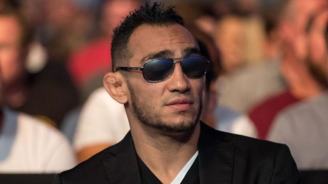 UFC fighter Tony Ferguson