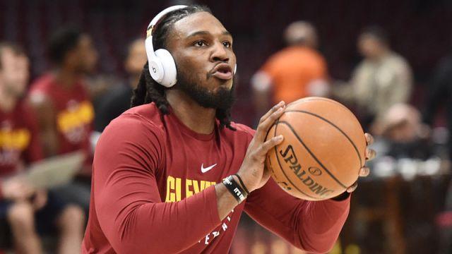 Cleveland Cavaliers forward Jae Crowder