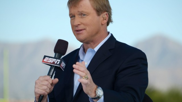 ESPN football analyst Jon Gruden