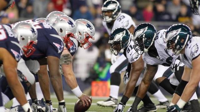 Patriots, Eagles