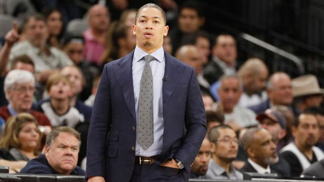 Cleveland Cavaliers head coach