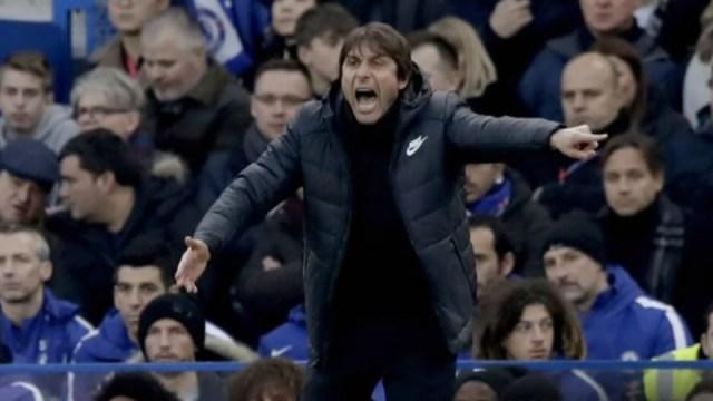 Chelsea FC manager Antonio Conte
