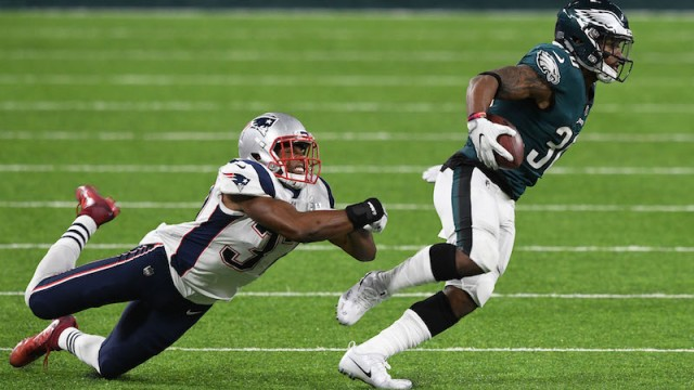 Patriots safety Jordan Richards