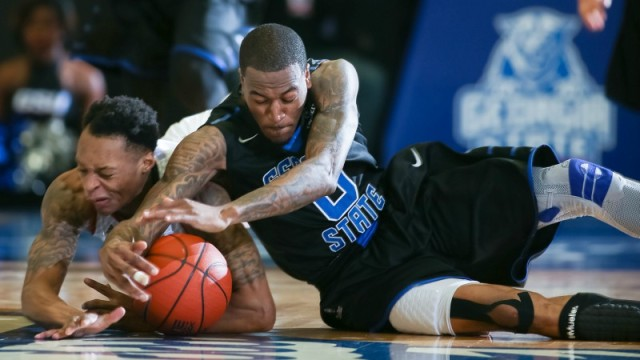 Georgia State Panthers guard Kevin Ware