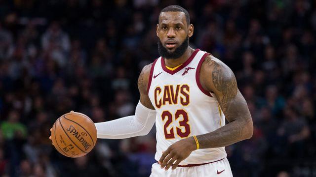 Cleveland Cavaliers forward