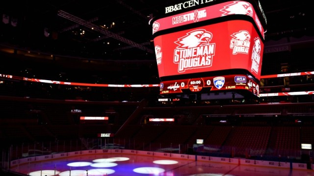 BB&T Center scoreboard