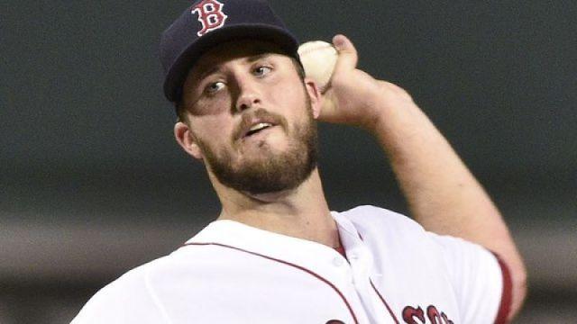 Boston Red Sox pitcher Drew Pomeranz
