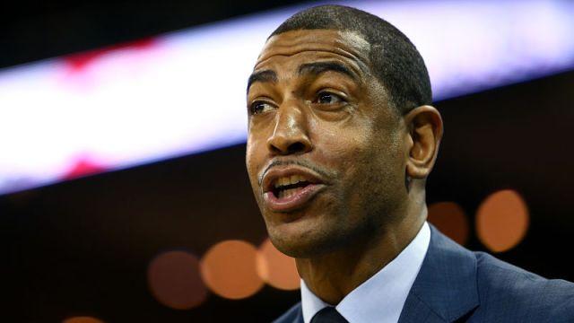 UConn men's basketball coach Kevin Ollie