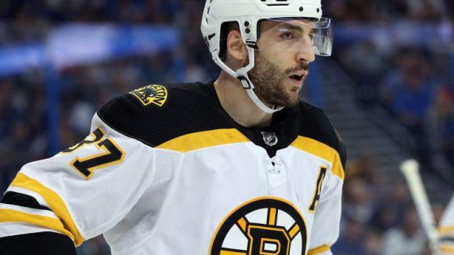Bruins vs Lightning